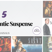 Top Five Romantic Suspense films