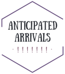 Anticpated arrivals