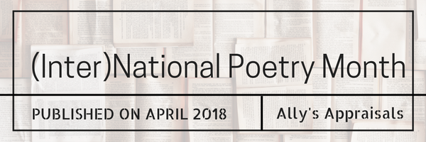 (Inter)national Poetry Month