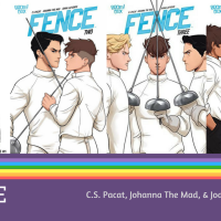 Anticipated Arrival: C.S. Pacat's Fence Vol.1