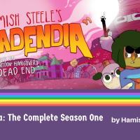 DeadEndia: The Complete Season One by Hamish Steele