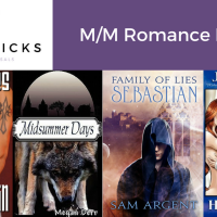 Quick Picks: M/M Romance novels