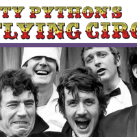 Currently Consuming: Monty Python's Flying Circus