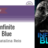 Infinite Blue by Natalina Reis