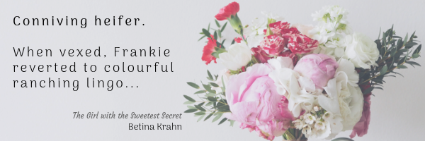 The Girl with the Sweetest Secret favourite quote