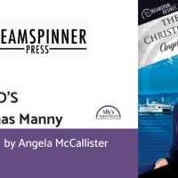 The CEO's Christmas Manny by Angela McCallister