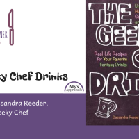 Cooking Corner: The Geeky Chef Drinks by Cassandra Reeder