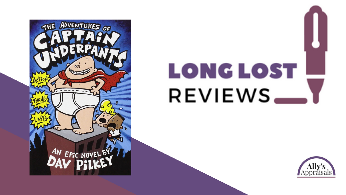 Llr The Adventures Of Captain Underpants By Dav Pilkey