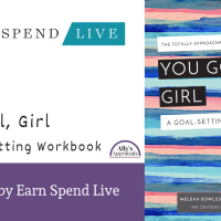 You Goal, Girl by Earn Spend Live