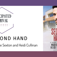 Anticipated Arrival: Second Hand by Marie Sexton and Heidi Cullinan