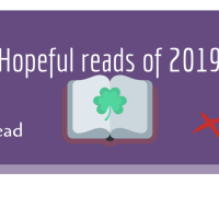 My Hopeful Reads of 2019