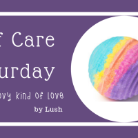 Self Care Saturday: Groovy Kind of Love by Lush