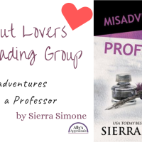 SLRG: Misadventures with a Professor by Sierra Simone