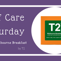 Self Care Saturday: Melbourne Breakfast by T2