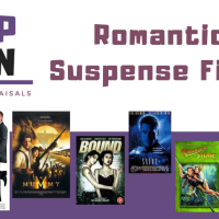 Top Ten: Romantic Suspense Films