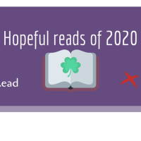 Hopeful Reads of 2020 Check in