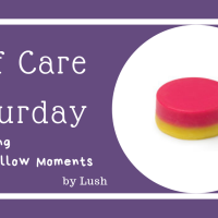 Self Care Saturday: Mmmelting Marshmallow Moment Bath Oil