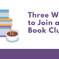 Three Ways to Join a Book Club
