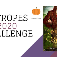 12 Tropes of 2020 - Consorting with Dragons by Sera Trevor