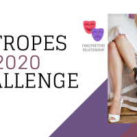 12 Tropes of 2020 Challenge - Just for Show by Jae