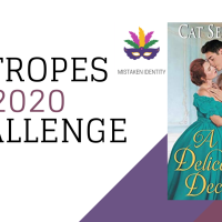 12 Tropes of 2020 - A Delicate Deception by Cat Sebastian