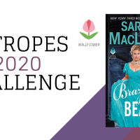 12 Tropes of 2020 - Brazen and the Beast by Sarah MacLean