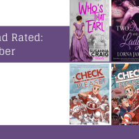 Read and Rated: September