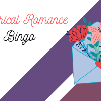 2021 Reading Challenge - Historical Romance Book Bingo