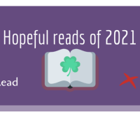 My Hopeful Reads of 2021